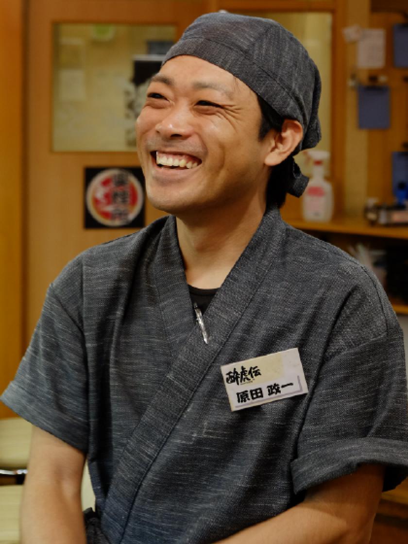原田 政一さん